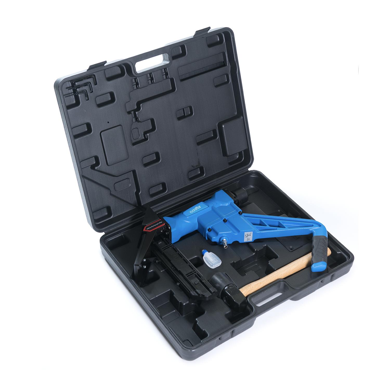 Secret Nail Flooring Staple Gun Flooring Nailer Hardwood