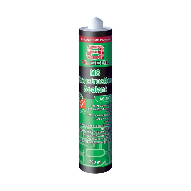 Flexible Construction Joint Sealant-Adhesive ALSEAL AS-4001