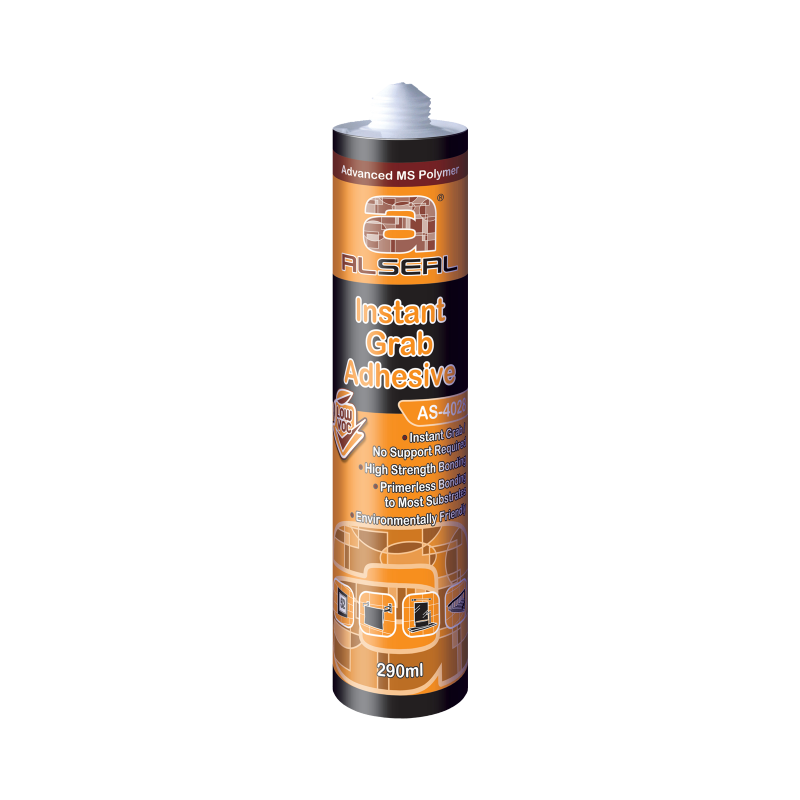 Instant Grab MS Adhesive AS-4028