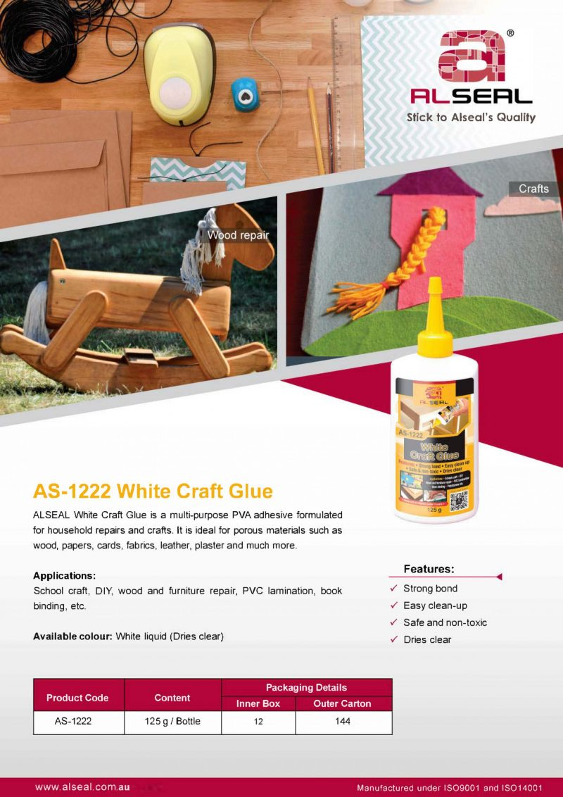 Craft Glue White