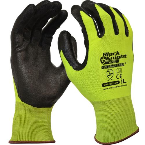 Black Knight Hi-Vis Gloves